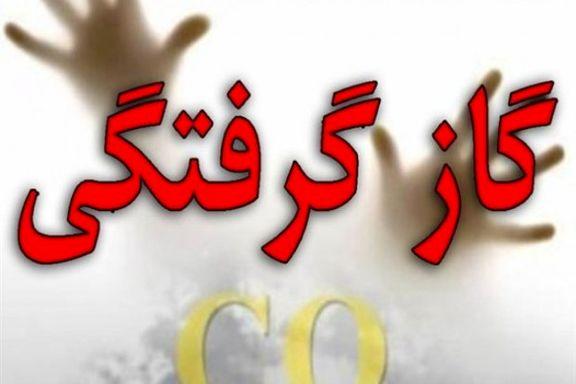 گازگرفتگی ۴۵دختر مسافر در مشهد