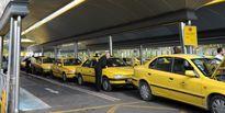 اوضاع بد تاکسیها در معاینه فنی