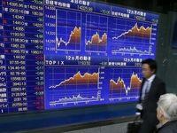 سهام آسیایی به پایینترین میزان ۱۷ماهه رسید