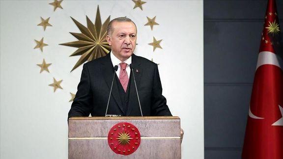 اردوغان: ترکیه به آمریکا کمکهای پزشکی ارسال میکند