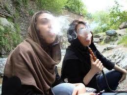 چند درصد زنان ایرانی قلیان میکشند؟