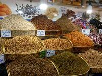 بالا و پایین بازار آجیل شب عید و خریدهای متفاوت