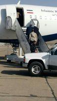 رییسجمهور زابل را به مقصد زاهدان ترک کرد