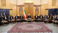 برادری ایران در حق عراق در یادها باقی میماند/ روابط ما با عراق همواره ویژه بوده است