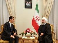 ایران همچون گذشته در کنار مردم و دولت سوریه خواهد بود