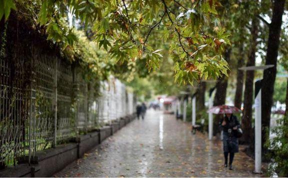 کاهش ۵۴درصدی بارش در ابتدای بهار