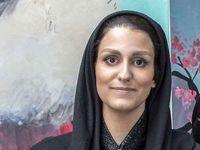 ظاهر متفاوت دختر مهران مدیری +عکس