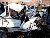 سانحه رانندگی در خوزستان ۶کشته و ۲۳مصدوم بر جای گذاشت
