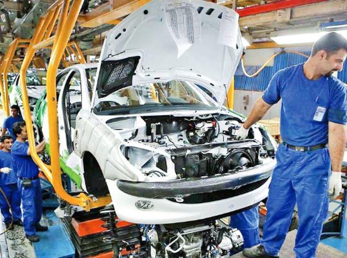 رانت ۱۰۰هزار میلیارد تومانی در صنعت خودرو