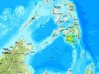 وقوع زمین لرزه ۶.۸ریشتری در فیلیپین