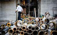 جولان سفتهبازان در بازار آهن