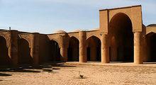 مسجد تاریخانهی دامغان +عکس