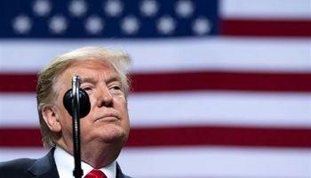 گاف جدید رئیسجمهور آمریکا در حضور سران اروپا