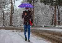 بارش برف و باران در ۱۱ استان از فردا