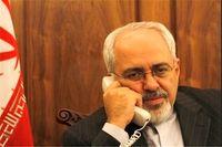 رایزنی تلفنی وزیران امور خارجه ایران و فرانسه