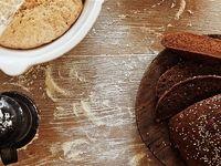 چرا باید نان سیاه مصرف کرد؟