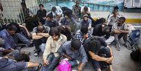 جمعآوری معتادان متجاهر از 8اردیبهشت
