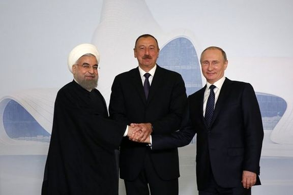روحانی، پوتین و علیاف برای سومین بار دور هم جمع میشوند