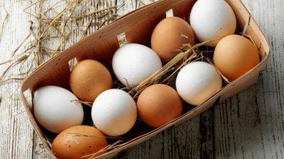تخممرغ در روزهای پایانی سال ارزان میشود