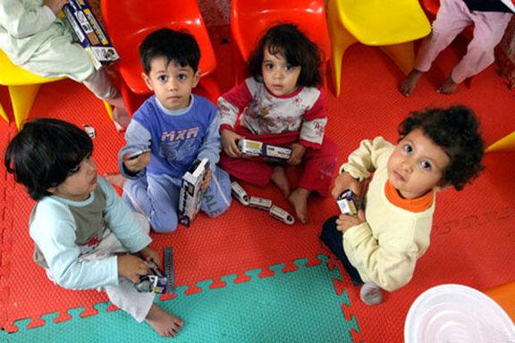 مهدکودکهای لاکچری و کودکان خسته
