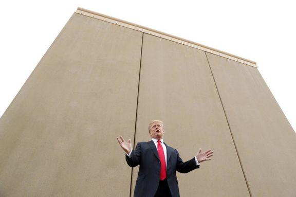 پنتاگون 2.5میلیارد دلار از هزینه ساخت دیوار مرزی را میپردازد