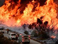 سوختن خانهی سلبریتیها در آتش کالیفرنیا