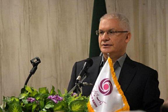 پیام نوروزی مدیرعامل بانک ایران زمین