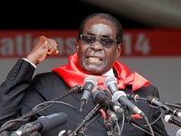 95 سال زندگی و 40 سال قدرت موگابه +تصاویر