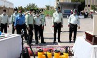 دستگیری ۴باند سرقت +عکس