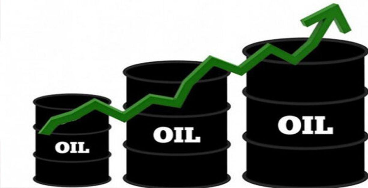 قیمت نفت  به بالاترین رقم ۹ماه گذشته رسید