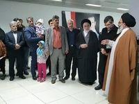 اولین کاروان رسمی زائران ایرانی وارد دمشق شد