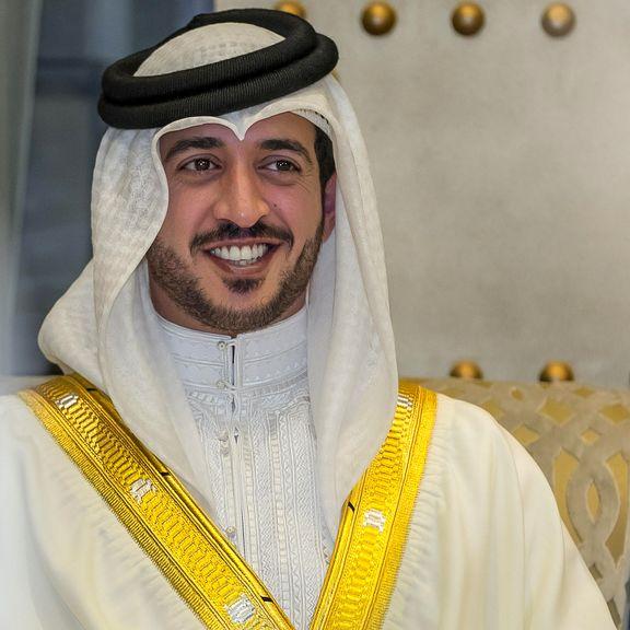سفر برادر امیر قطر به جزیره ابوموسی +عکس