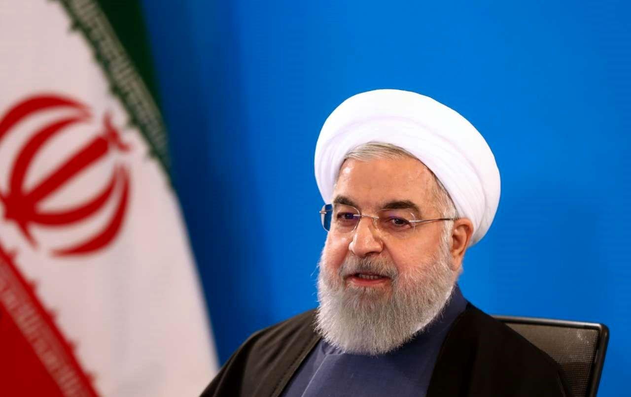 نشست حسن روحانی با وزیران ارتباطات