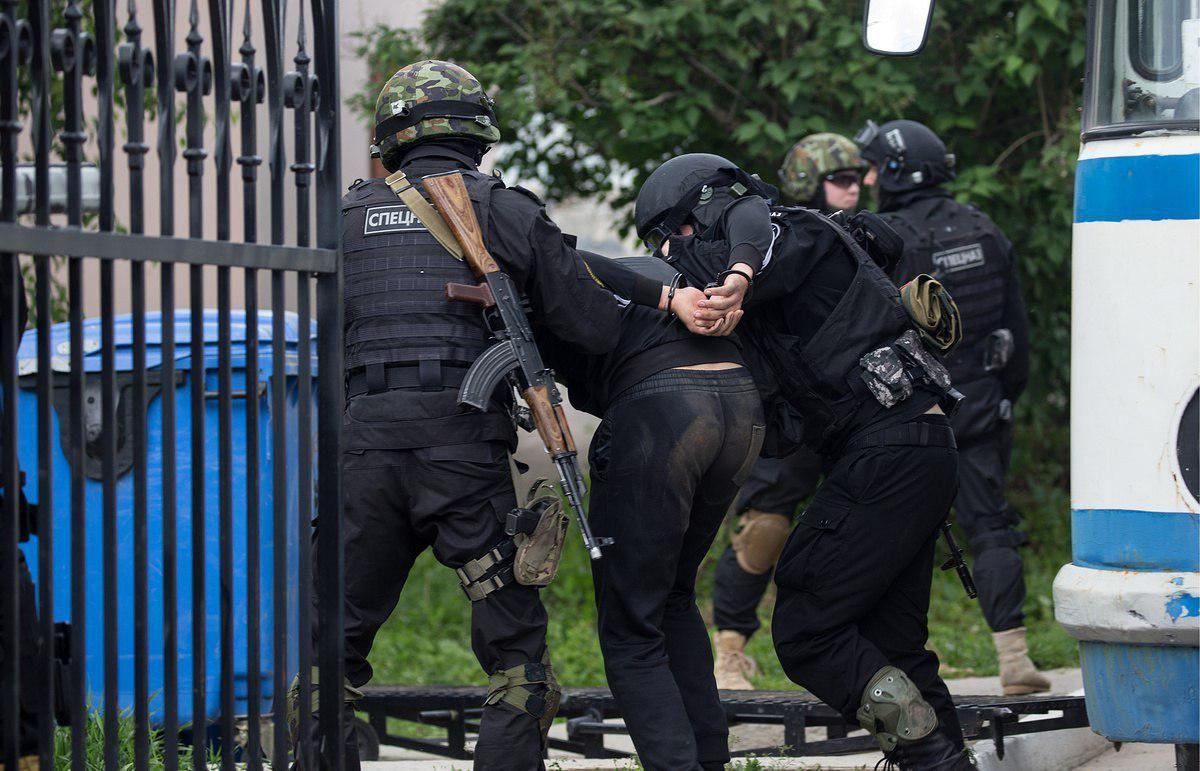 شش تروریست داعشی در مسکو دستگیر شدند