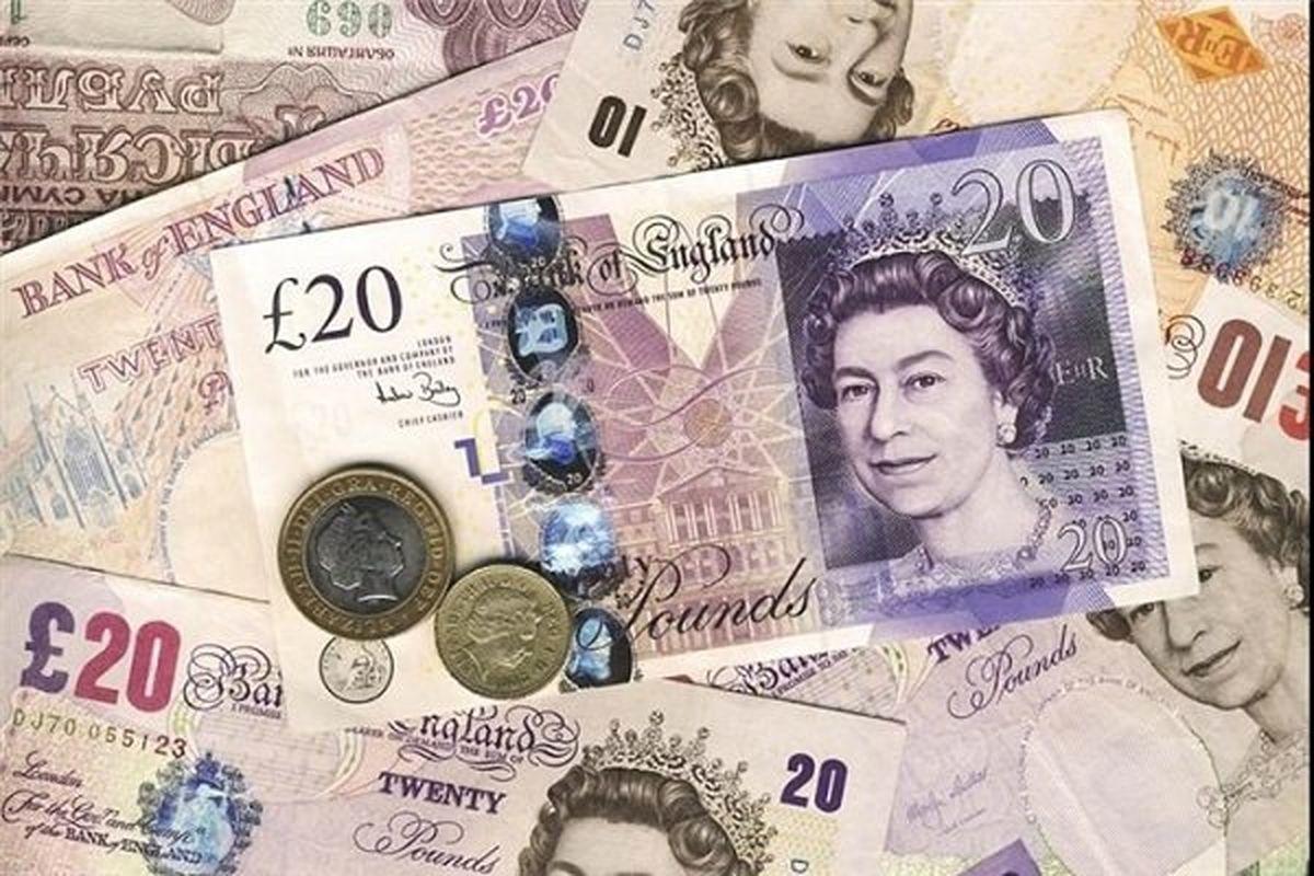 افزایش قیمت پوند و یورو بانکی
