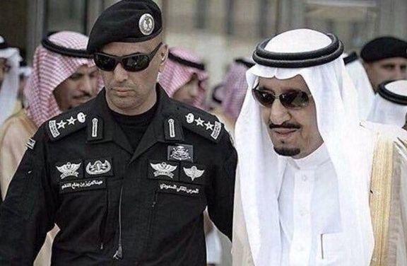 محافظ شخصی پادشاه عربستان به قتل رسید