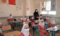 معلمان تهرانی غیرحضوری در کلاسها شرکت میکنند