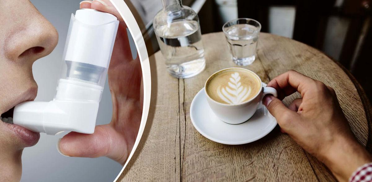 آیا قهوه به آسم کمک می کند؟
