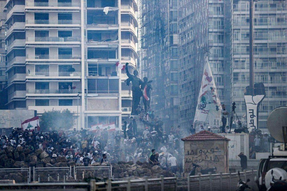 بازگشت شورش و ناآرامی به لبنان