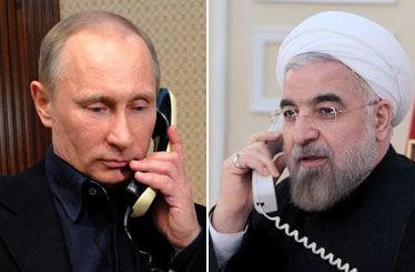 جزییات تماس تلفنی روحانی با پوتین