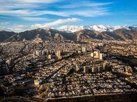 قیمت مسکن در ۷۲درصد شهر تهران پایینتر از میانگین است