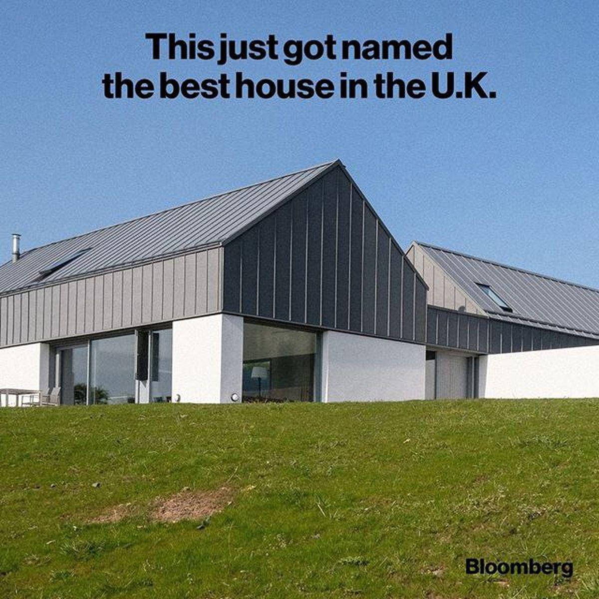 بهترین خانه بریتانیا را بشناسید