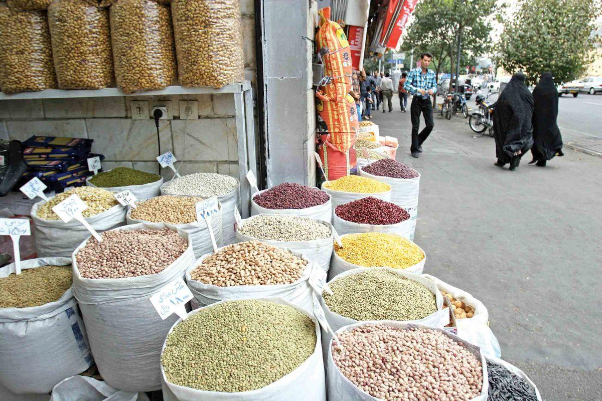۷۰درصد حبوبات بازار، وارداتی است!