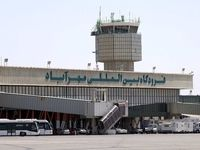 احتمال پلمب فرودگاه مهرآباد تکذیب شد