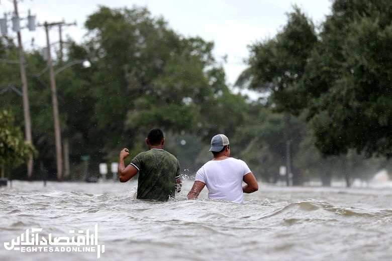 Pictures of the year: Natural disasters