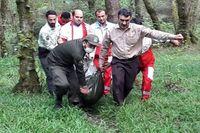 مرگ جوانی در جنگلهای گیسوم