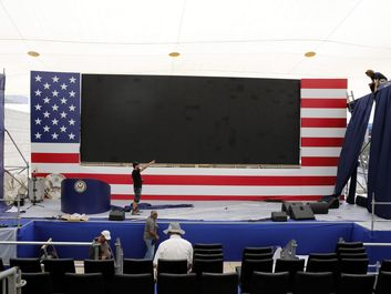 آمادهسازی بیتالمقدس برای افتتاح سفارت آمریکا