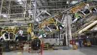 تولید خودرو ۳۸درصد کاهش یافت