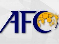 کنفدراسیون فوتبال آسیا چند بازیکن و مربی را نقره داغ کرد