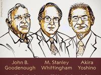 برندگان جایزه نوبل شیمی ۲۰۱۹ معرفی شدند